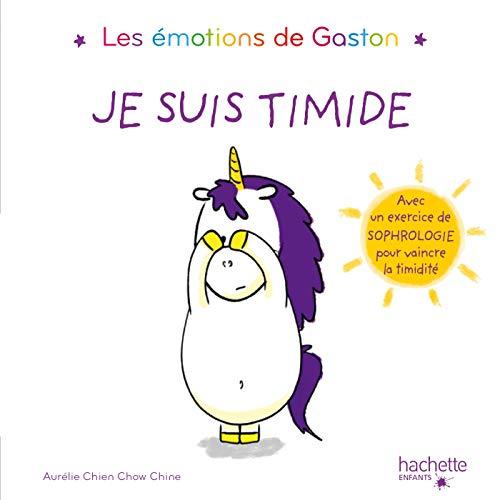 Les émotions de Gaston - Je suis timide