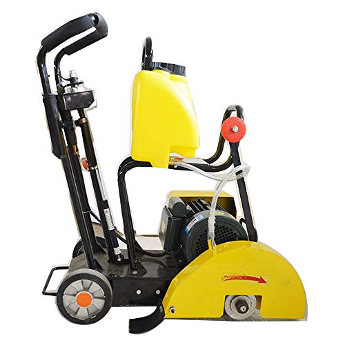 Find Bargain INTBUYING 220V 4000W Patio Lawn Garden Cutting Machine Power Engine Walk Behind Floor C...