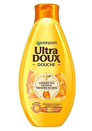 Garnier Ultra Doux Royal Jelly, Honey & Propolis Shower Gel 500 ml / 16.8 oz