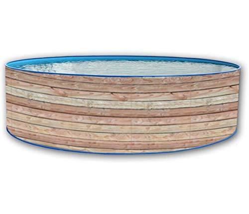 TOI - Piscina PINUS CIRCULAR 450x90 cm Filtro cartucho 2 m³/h ...