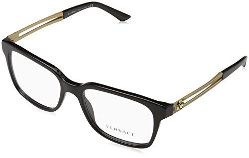 Versace VE 3218 Eyeglasses GB1 Black