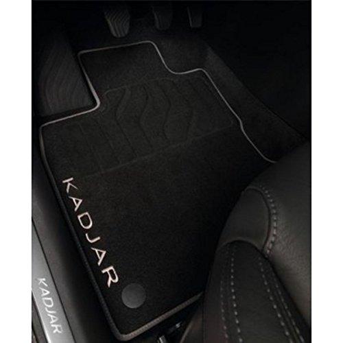 Renault Tapis de Sol Textile Kadjar - Origine Constructeur
