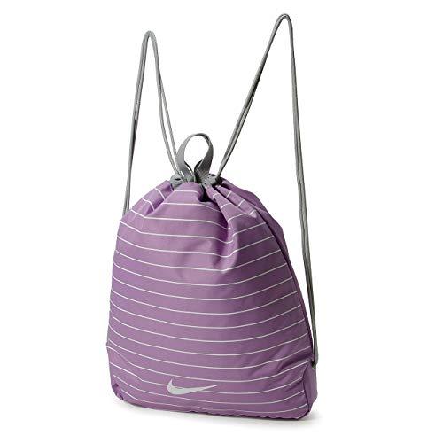 [ナイキ(NIKE)] GIRLS ドローストリング プールバッグ 1984905 12 バイオレットスター 10L