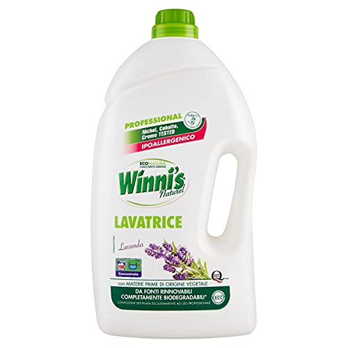 Winni's Naturel Detersivo Lavatrice 100 lavaggi - 5447 gr