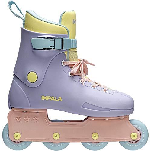 Impala Rollerskates Impala Lightspeed Inline Skate Fairy Floss 7 M