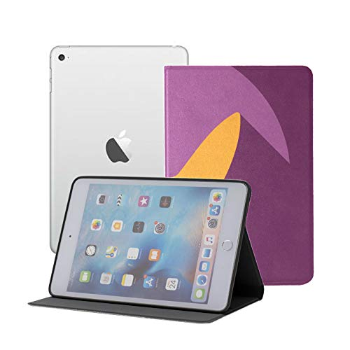 All-New Soft TPU Back Cover Case for iPad Pro 11 2020/2018 with Pencil Holder - Full Body Protection and Auto Wake/Sleep,Flat Modern Design Shadow Icon Hangglider