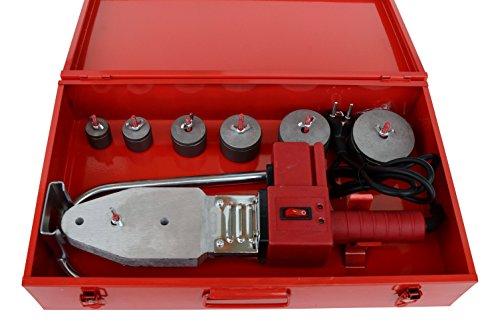 Muffenschweißgerät - Schweißgerät für PE PP PB PVDF Ø20-63mm Rohr Fitting