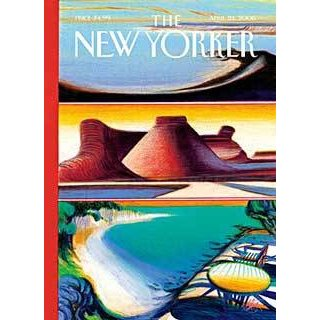 The New Yorker (April 24, 2006) cover art