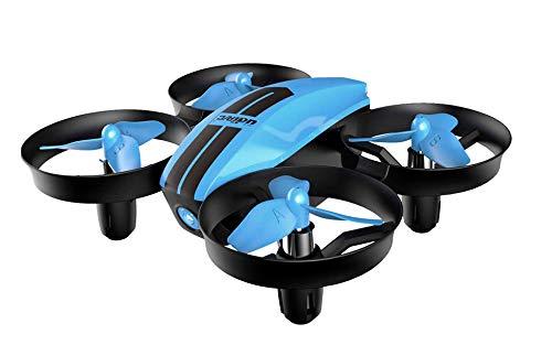 RC TECNIC Mini Drone Firefly con Control de Altura Muy Resistente a Golpes Principiantes y Niños