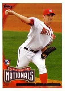 2010 Topps Baseball #661 Stephen Strasburg Rookie Card