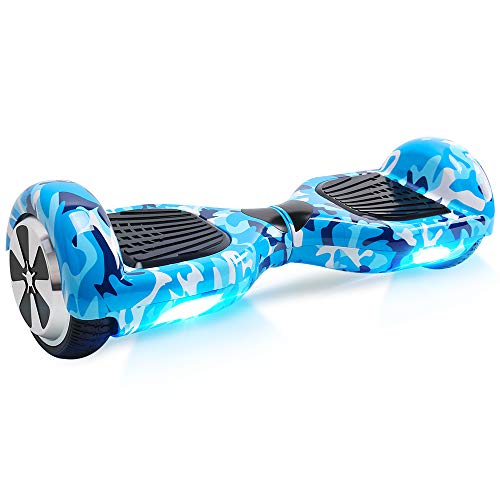 Windgoo Hoverboard Self Balance Scooter con LED