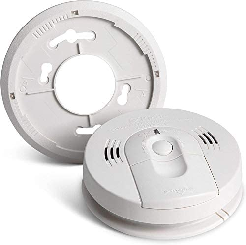 Kidde 21026043 Battery Operated Not Hardwired Combination Smoke Carbon Monoxide Alarm with Voice product image