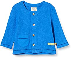 loud + proud Jacket Waffle Knit Organic Cotton Chaqueta para Bebés