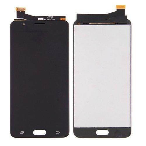 LeHang Pantalla LCD Pantalla táctil Asamblea de Repuesto Compatible Samsung Galaxy J7 Prime G610 G610F G610K G610L G610S G610Y (Negro)
