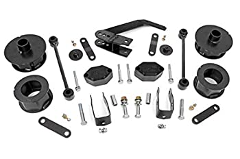 Rough Country 2.5  Lift Kit  fits  2007-2018 Jeep Wrangler JK   Series II   Suspension System   635