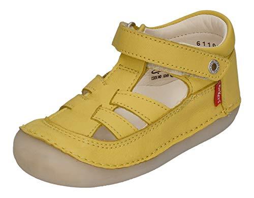 Kickers - Babyschuhe SUSHY 611084-10-7 - Jaune, Größe:24 EU