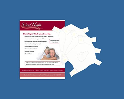 Silent Night CPAP Mask Liners (Full Face Small)