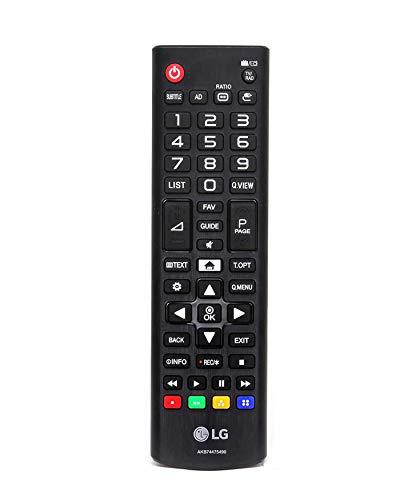 Pehtini New AKB74475490 Remote Control fit for LG LED TV 32LH510B 32LH510U 32LH513U 32LH519U 32LH520U