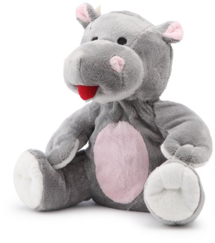Inatura - CB Hippopotame - Doudou Chauffant - Cherry Belly - Hippopotame