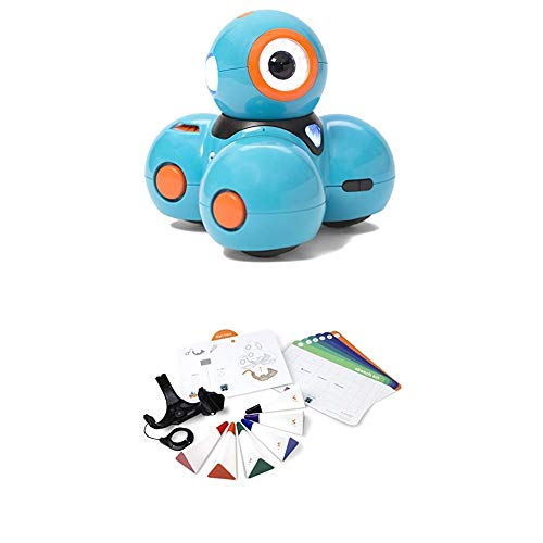 Wonder Workshop Robot Dash y Sketch Kit Juguete para Aprender a Programar - Ahora en español - Apps Gratis