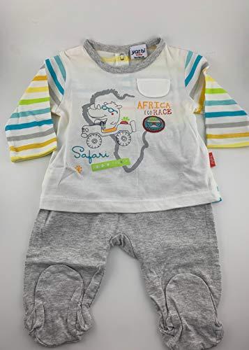 Yatsi 16109024- Conjunto dos piezas para tu Bebé. Recién Nacido.