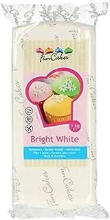 FunCakes Fondant para Cubrir Tartas, Cupcakes, Galletas o