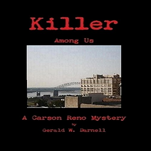 Killer Among Us audiobook cover art