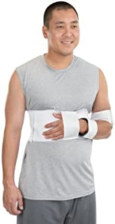 breg straight shoulder immobilizer