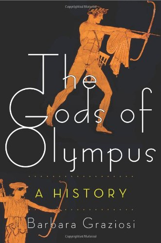 The Gods of Olympus: A History New Jersey
