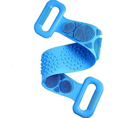 Anjing Esponjas de baño Loofahs malla puf ducha bola de lavado grande 60g cada suave Eco 53 paquetes