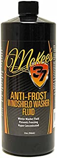 McKee's 37 MK37-540 32 oz. Anti-Frost Windshield Washer Fluid
