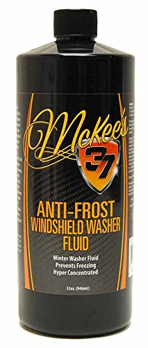 McKee's 37 MK37-540 Anti-Frost Windshield Washer Fluid, 32 oz.