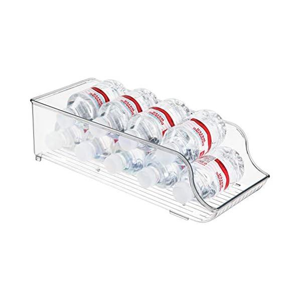 InterDesign Fridge/Freeze Binz Organizador de latas, caja de plástico