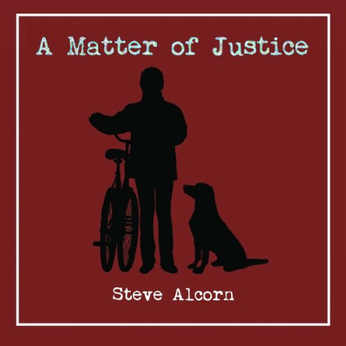 A Matter of Justice audiobook cover art