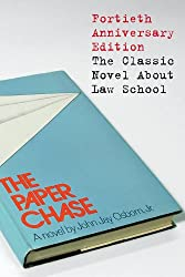 Picture of the Paper Chase, an excellent book for pre-law students