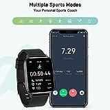 Zoom IMG-2 smartwatch orologio fitness tracker uomo