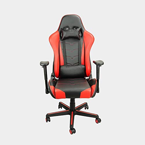 N/Z Home Equipment Office Chair Gaming Chair Computer Chair Home Modern Office Chair Competitive Gaming Chair Internet Cafe Gaming Chair Reclining Ergonomic Chair (Color : Blue)