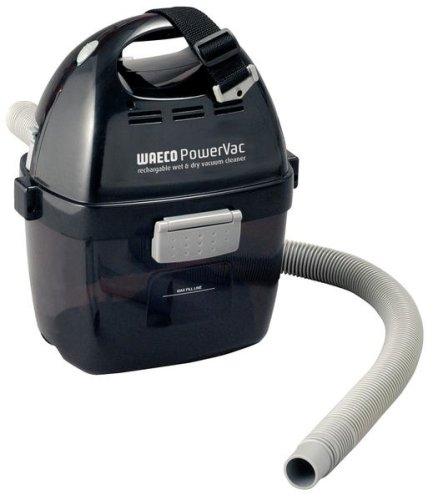 Waeco PV-100 PowerVac - Aspiradora para limpieza en seco y en húmedo (Descontinuado por el fabricante)