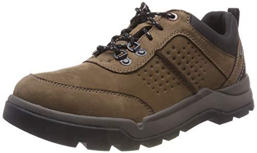 Clarks Un Atlas Logtx, Zapatos de Cordones Derby Hombre