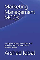 Marketing Management MCQs - Marketing Quiz - MCQs Questions Answers