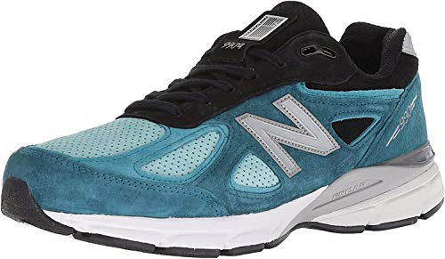 New Balance Men's 990v4 Sneaker, Grey, 10.5 D US