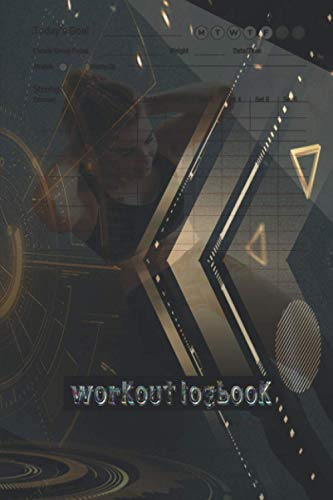 Workout logbook: Your Fitness logbook Over 145 Days of Workout Tracking and Goal Setting. Easily Keep Track of Your Workouts and Body Measurements click to see more.