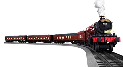 Lionel Hogwarts Express LionChief 4-6-0 Set, with Bluetooth Capability, Electric O Gauge Model Train Set with Remote
