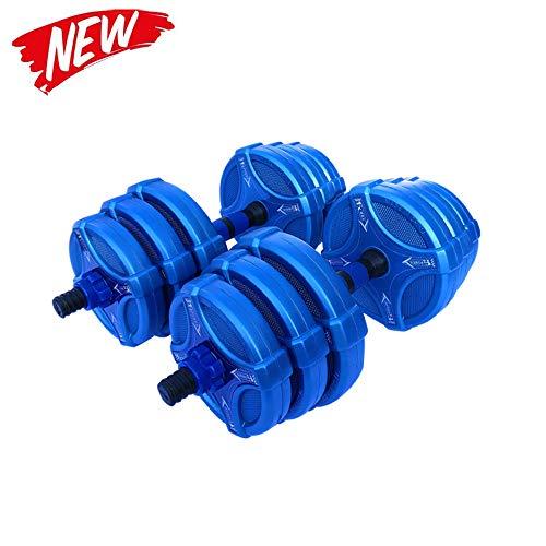 Kurzhantel Hantel Set Gewichte Hantelscheiben Krafttraining 2 In1 Hantelset Kurzhantelstange,40kg