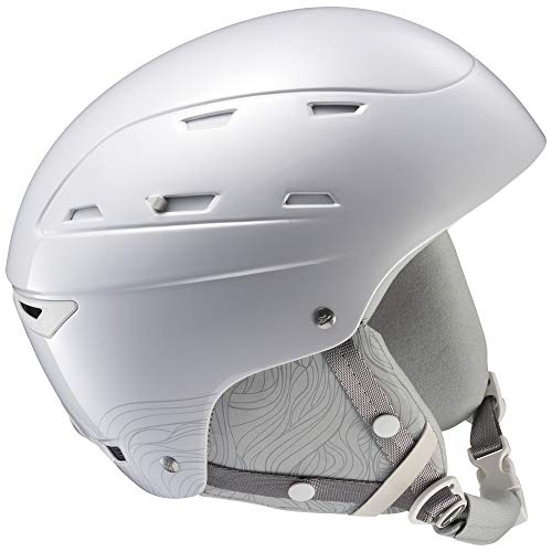 Rossignol Reply Impacts skihelm, dames, wit, M/L