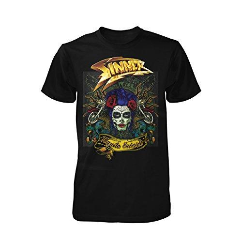 Sinner Tequila Suicide T-Shirt L