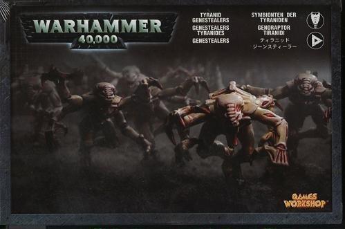 Games Workshop Tyranids Genestealers Warhammer 40k
