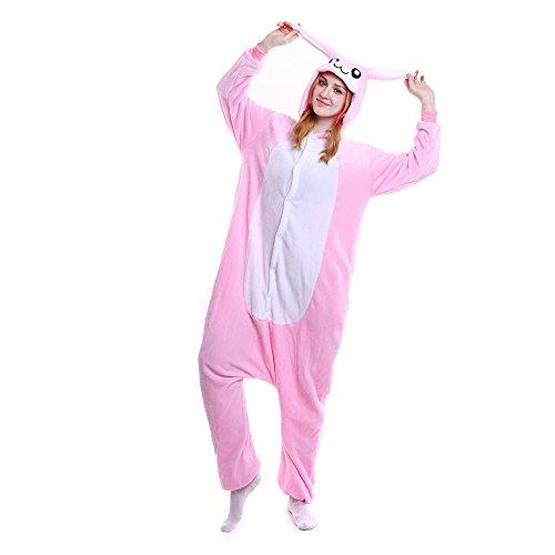 FRAUIT Paar cartoon dier nieuw pyjama Kerstmis mannen/vrouwen flanel warm comfortabel losse pyjama mooi topbroek nachtkleding slaapwear S-XL