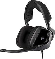 Corsair Void Elite Surround Premium Gaming Headset with 7.1 Surround Sound - Discord Certified - Works with PC, Xbox...