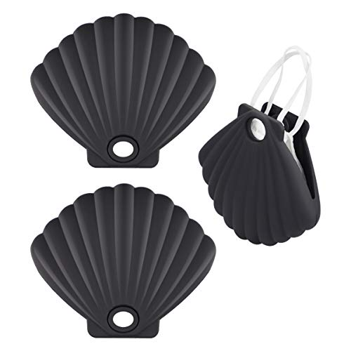 Jinhuaxin Tragbare Masken-Aufbewahrungstasche, Staubmasken-Aufbewahrungsbox zur Vermeidung von Maskenverschmutzung, ohne Maske (Black)